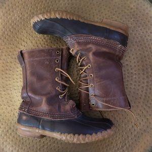L.L.Bean Vintage Maine Hunting Shoe